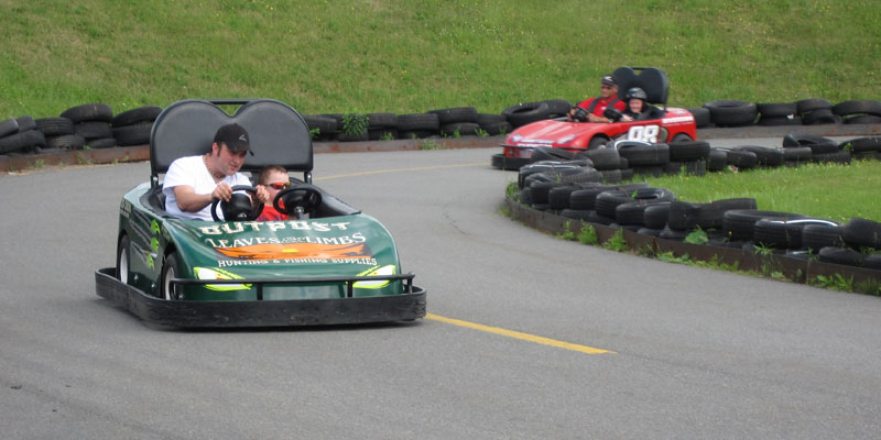 Snow Queen Leisure World: Go Karts