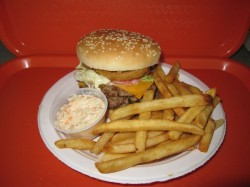 Snow Queen Leisure World: Great Food