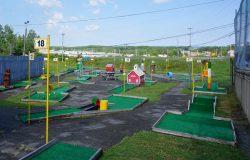 Snow Queen Leisure World: Mini Golf