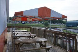 Snow Queen Leisure World: Outdoor Dining